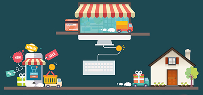 """社区店""""苏宁小店""""O2O线上用户运营策略和商业模式"""