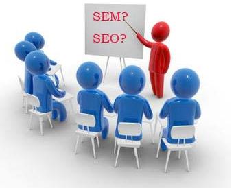 网站优化SEO和SEM